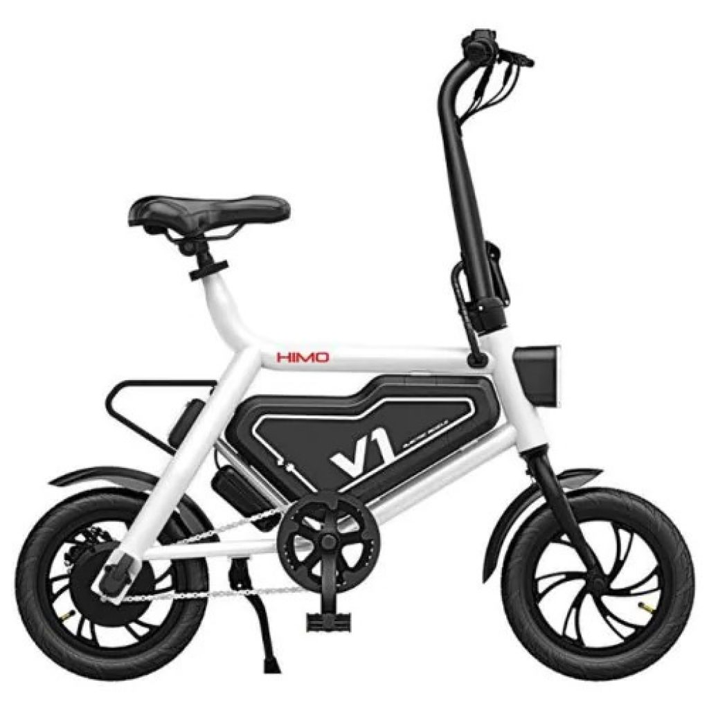 coupon, banggood, Xiaomi HIMO V1S 250W 7.8Ah Foldable Electric Moped Bicycle