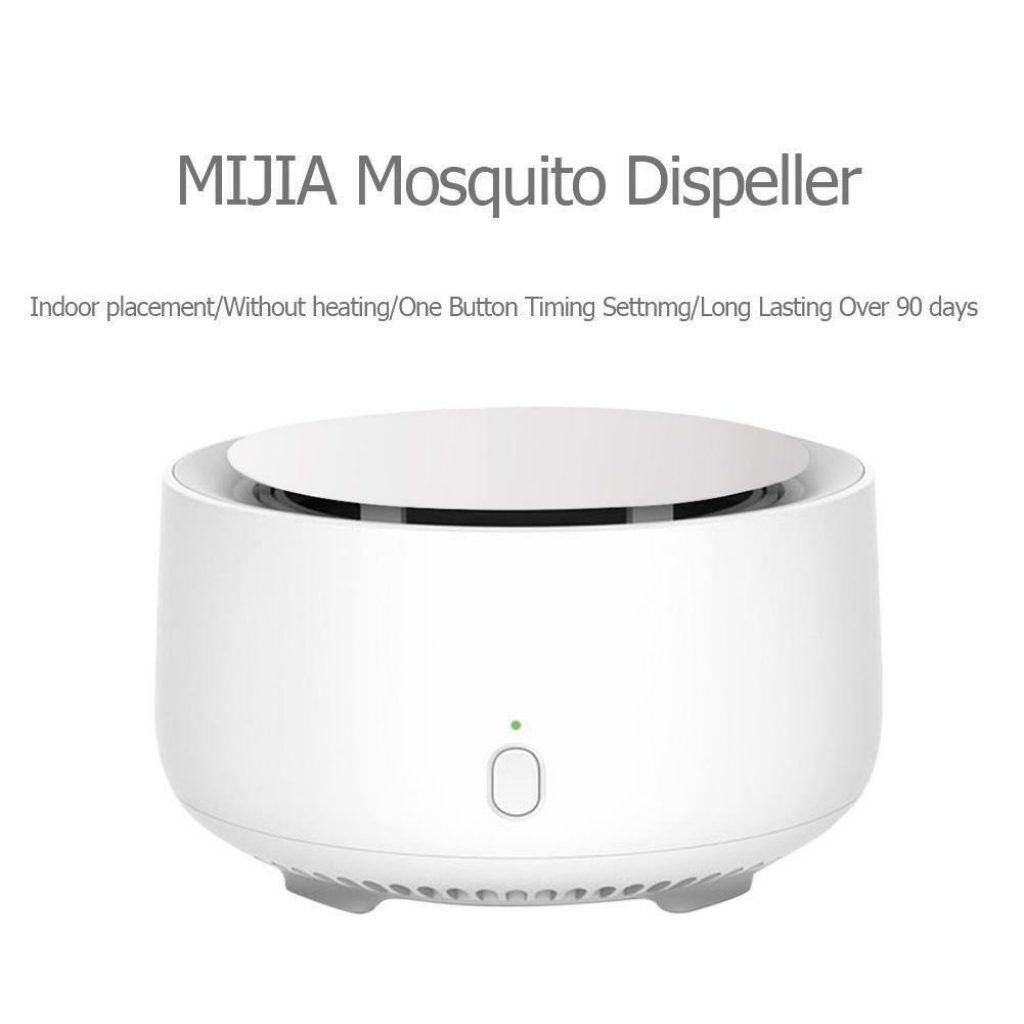 Xiaomi Mijia ηλεκτρικό οικιακό διανομέα κουνουπιών ακάθαρτος εντομοαπωθητήρας εντόμων με λειτουργία χρονισμού - 1pc, COUPON, BANGGOOD