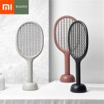 coupon, gearvita, Xiaomi Mijia Solove P1 Electric Mosquito Swatter Double Size Anti-electric Shock Net