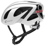 Xiaomi Smart4u SH55M Helmet 6 LED Warning Light SOS Alert Walkie Talkie Smart Helmet For Outdoor Cycling - White, COUPON, BANGGOOD