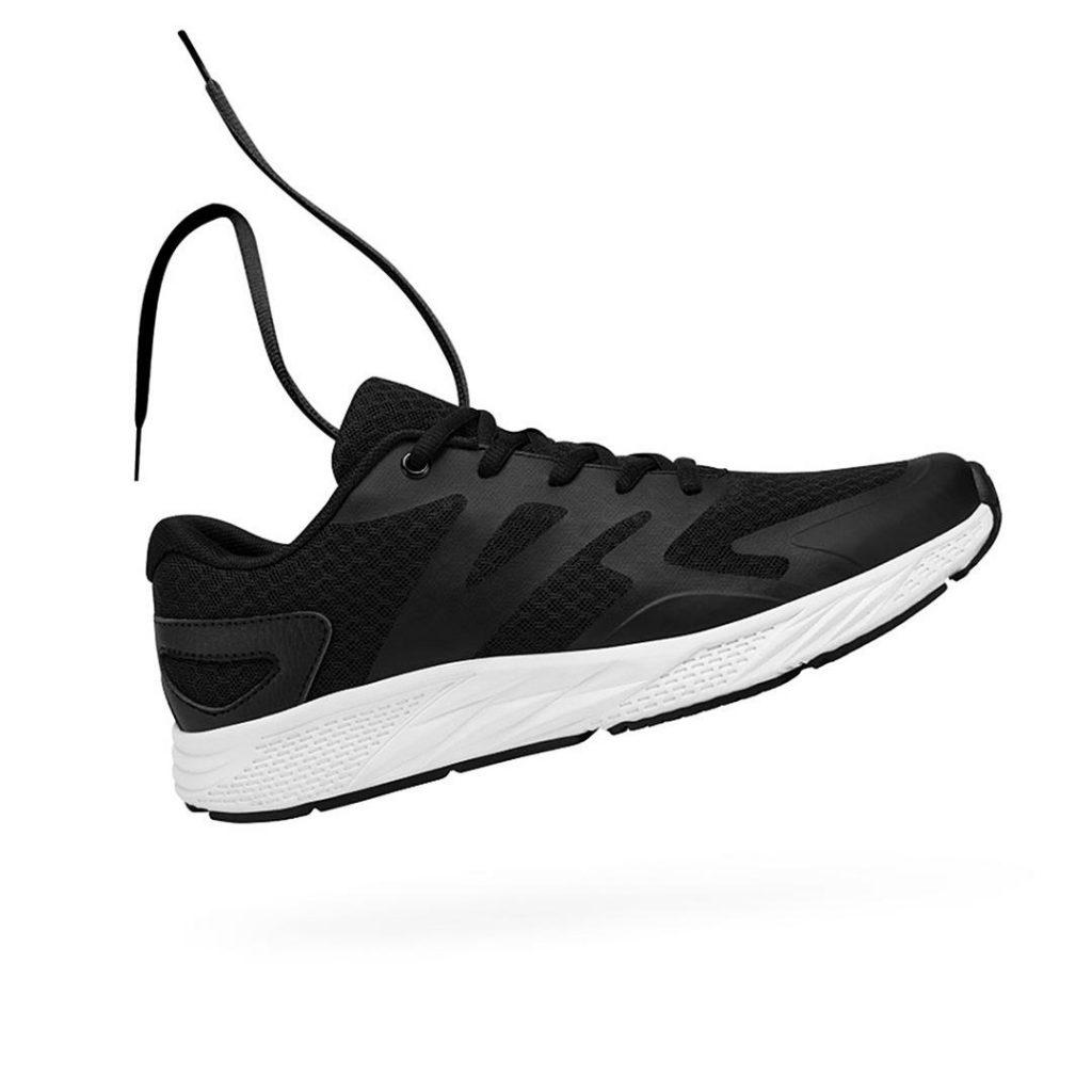 Xiaomi YUNCOO Ultraleve Homens Tênis de Alta Elastic Resistência Ao Desgaste EVA Não-slip Sports Running Shoes Sapatos Casuais-41, CUPOM, BANGGOOD