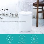 coupon, gearbest, ZT - 10 - 29S 10L Intelligent Sensor Trash Can from Xiaomi youpin