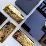 Xiaomi Mi 9 24K gold custom version