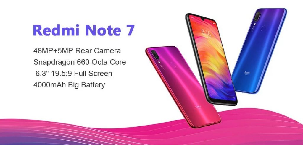 geekbuying, gearbest, kupon, gearvita, xiaomi redmi note 7 smartphone