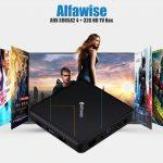 कूपन, गियरबेस्ट, अल्फावेस A9X S905X2 4 + 32G स्मार्ट होम थियेटर टीवी बॉक्स