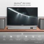kupong, banggood, BlitzWolf® BW-SDB2 60W Smart Soundbar