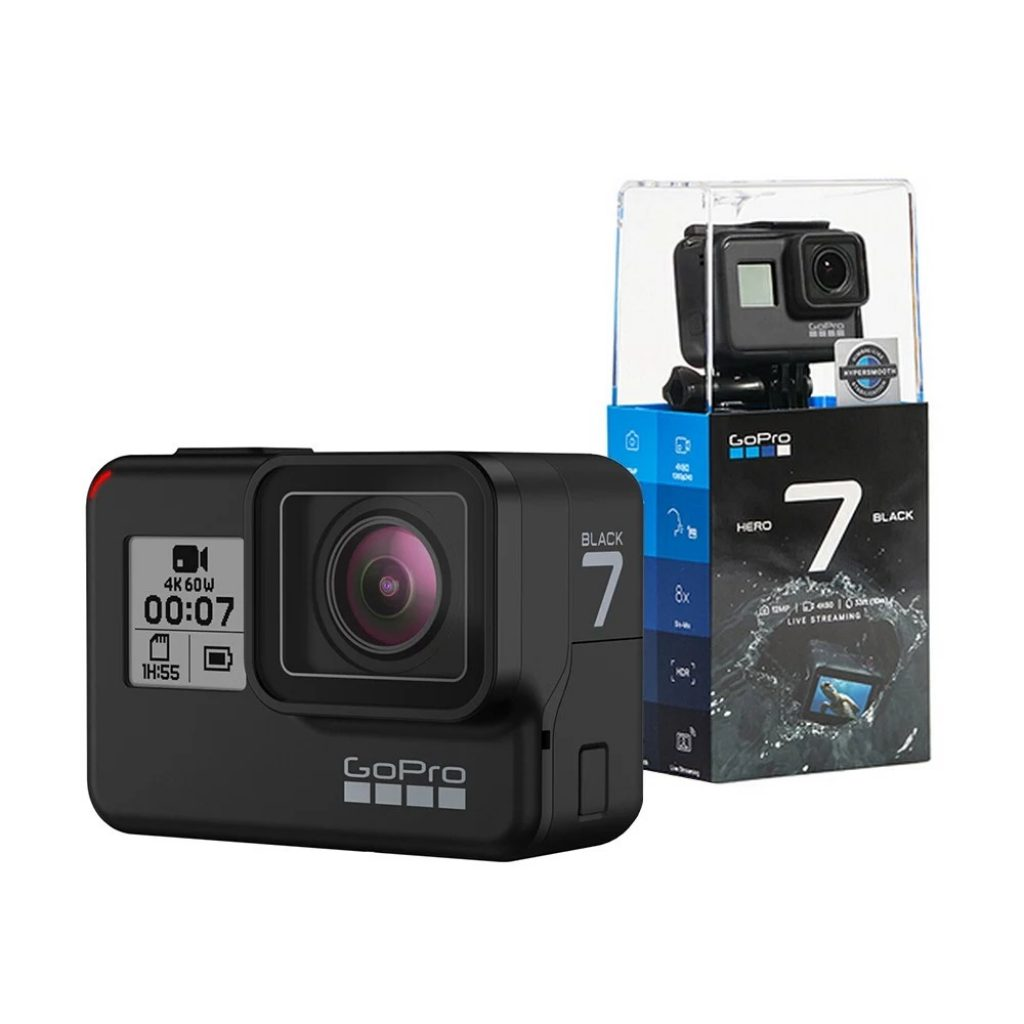 coupon, tomtop, GoPro HERO7 Black 4K Sports Action Camera