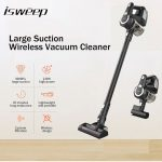 coupon, banggood, ISWEEP A18 Cordless Handheld Vacuum Cleaner