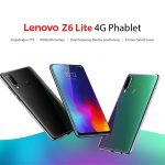 coupon, gearbest, Lenovo Z6 Lite 4G Phablet Smartphone