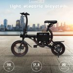 coupon, gearbest, Lutewei C6 Light Electric Bicycle with Smart Sensor