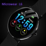coupon, gearvita, Microwear L6 Smartwatch