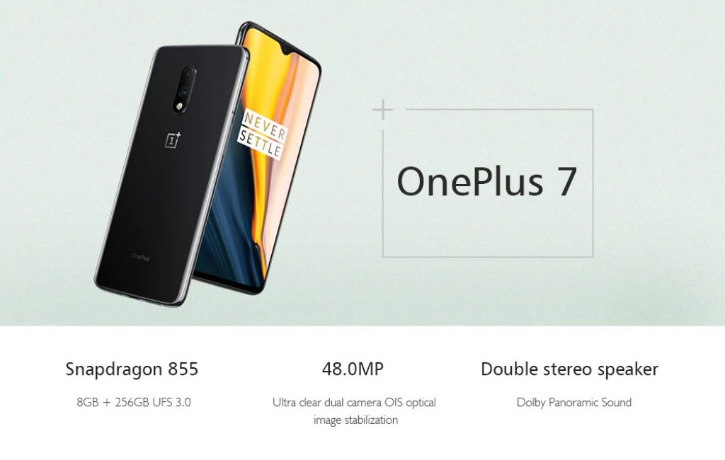 gearbest, OnePlus 7 4G Phablet smartphone, coupon, banggood