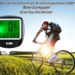 coupon, gearbest, SunDing SD - 568AE 23 Functions Bike Computer