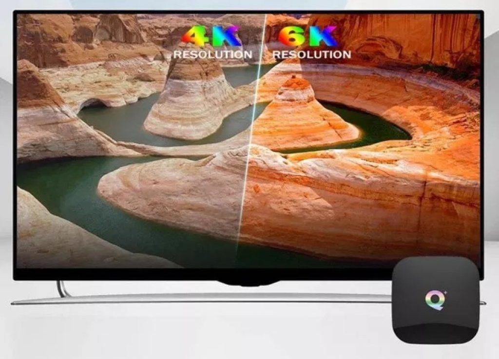 phiếu giảm giá, gearvita, Sunvell Q Plus Allwinner H6 TV Box