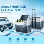 Phiếu giảm giá, gearbest, Tủ đông xe thông minh Tecney CX40 40L