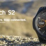 kupon, gearvita, Ticwatch S2 Bluetooth GPS Smartwatch svømningstilstandsgenkendelse