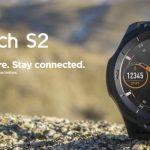 Phiếu giảm giá, gearvita, Ticwatch S2 Bluetooth GPS Smartwatch Nhận biết tư thế bơi