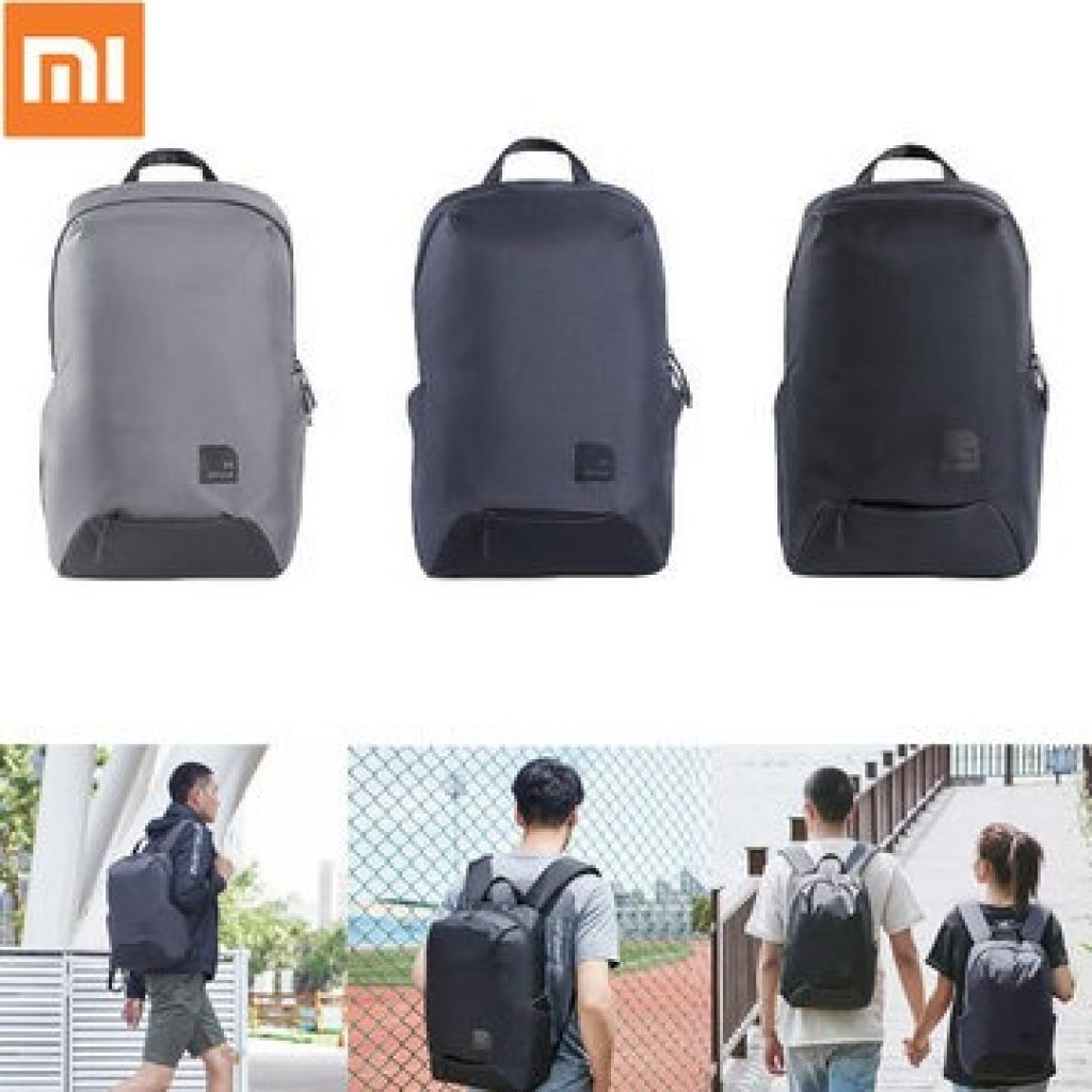 coupon, banggood, XIAOMI Waterproof Backpack Classic Business Backpacks 23L