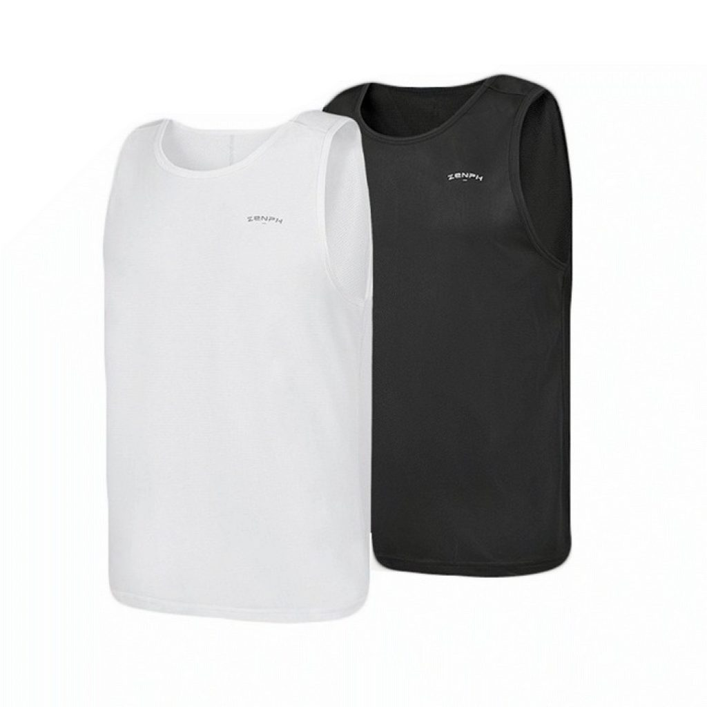 coupon, banggood, XIAOMI ZENPH Mens Quick Dry Breathable Sleeveless Comfortable Fitness Sports Vest
