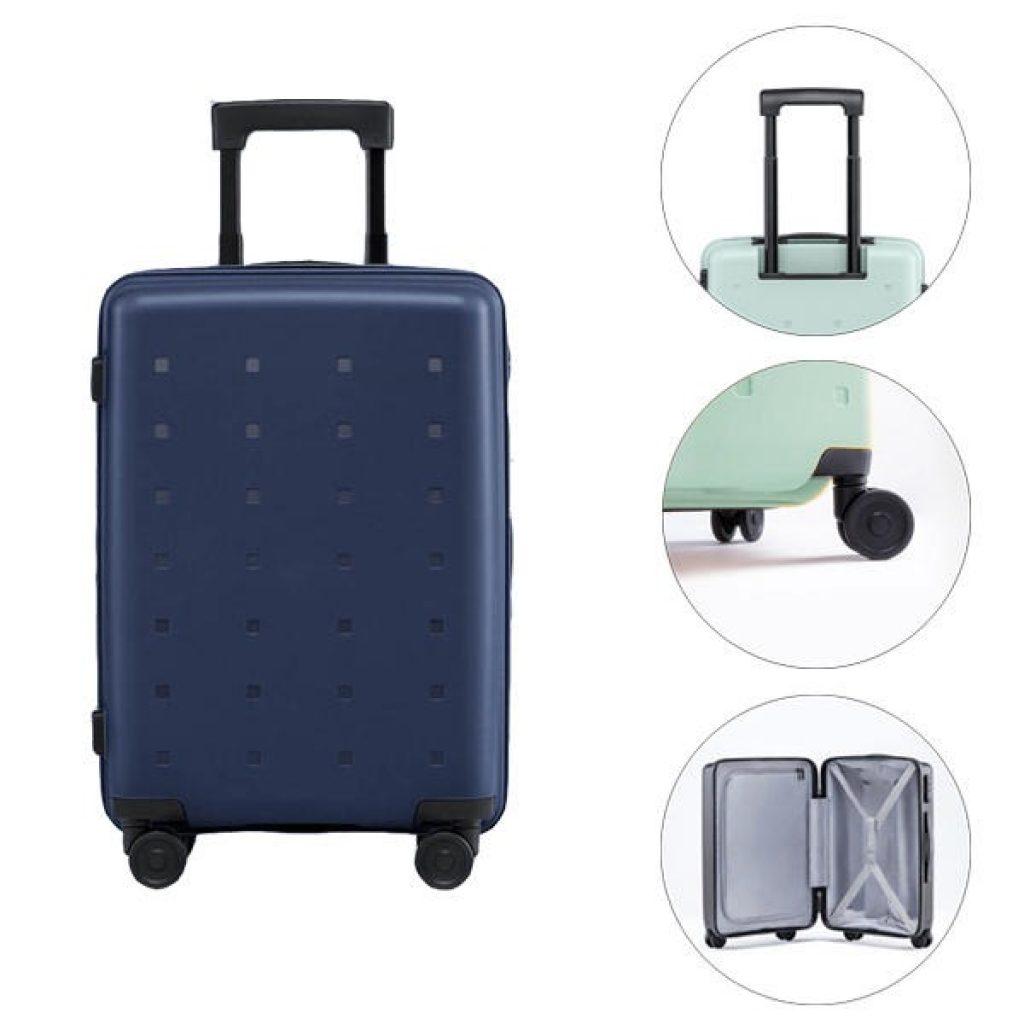 kupon, banggood, Xiaomi 20inch mladi verzija kofer 36L TSA brave Spinner kotač nosi torbu za prtljagu
