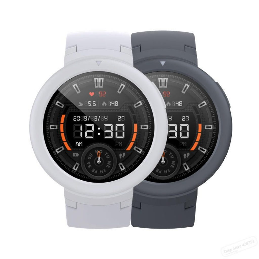 coupon, banggood, Xiaomi Amazfit Verge Lite Wristband GPS+GLONASS 20 Days Standby AMOLED Color Screen Smart Watch