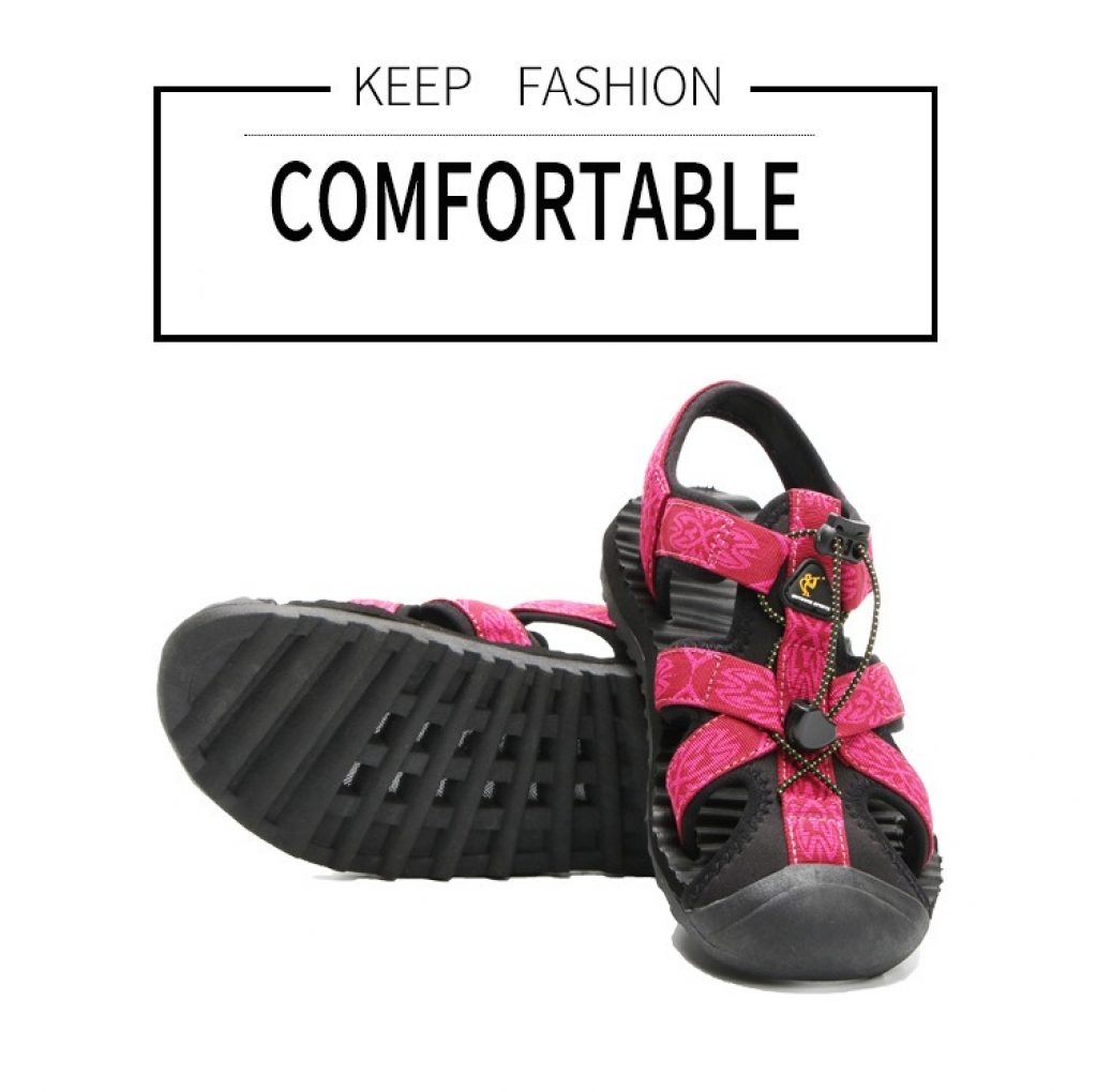 coupon, banggood, Xiaomi HEMU Men Sandals Breathable Shock Absorption Non-slip Massage Outdoor Leisure Beach Sandals Slippers