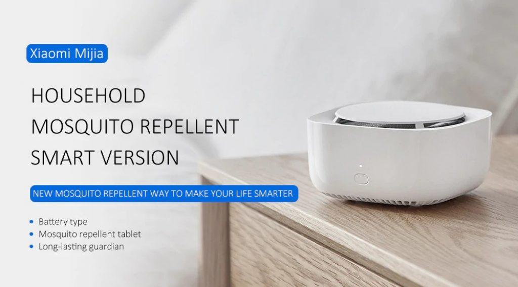 coupon, gearbest, Xiaomi Mijia Mosquito Repellent Device