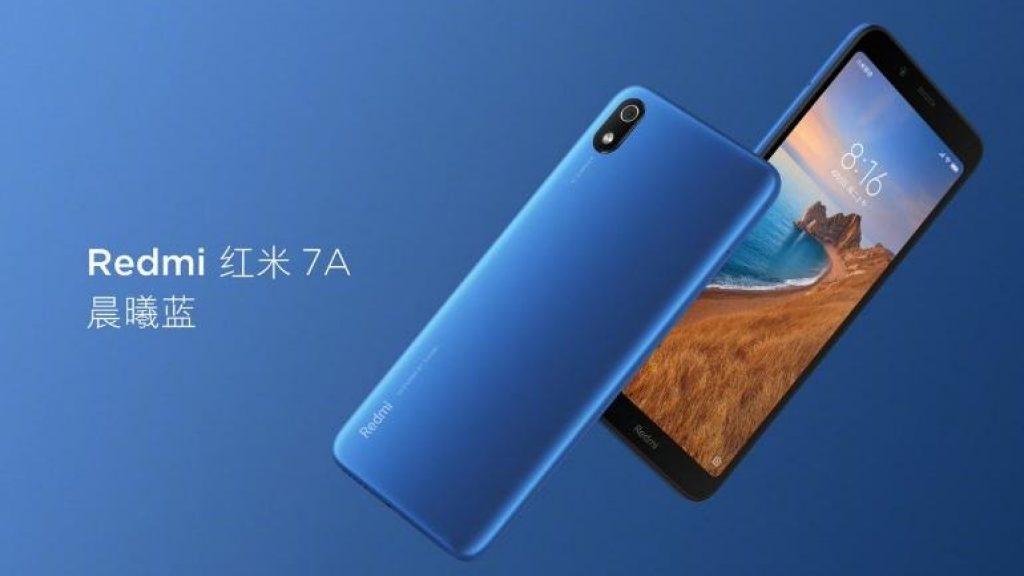 coupon, banggood, Xiaomi Redmi 7A 4G Smartphone