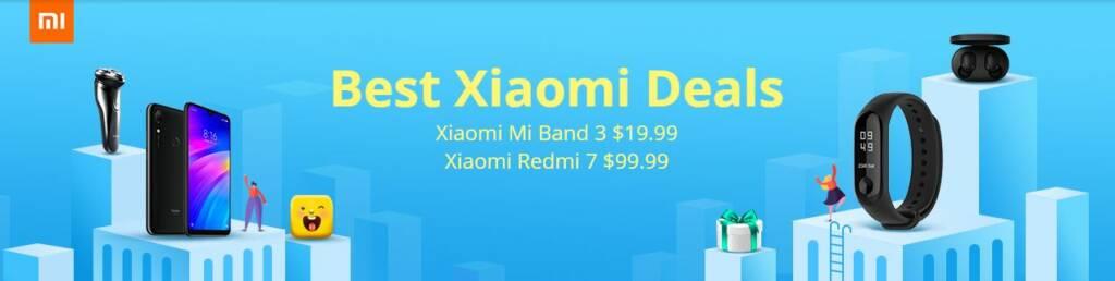 sản phẩm của Xiaomi