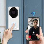 phiếu giảm giá, gearbest, Alfawise L9 Plus Bảo mật nhà thông minh 1080P Chuông cửa video WiFi