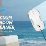 קופון, הילוך, אלפאויז S60 Pro אבק חלון רובוט נקי