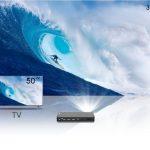 coupon, banggood, BYINTEK UFO P12 300inch Smart 3D WIFI Android Pocket HD Portable Micro Mini LED DLP Projector
