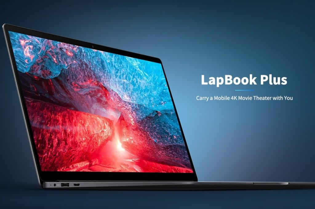 coupon, gearbest, CHUWI LapBook Plus 15.6 inch Laptop 4K Screen
