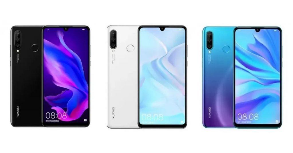 Phiếu giảm giá, banggood, Điện thoại thông minh HUAWEI Nova 5i