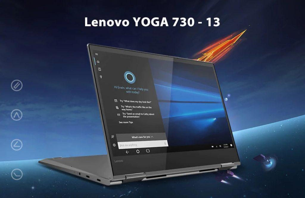 kupon, gearbest, Lenovo YOGA 730 - 13 13.3 calowy laptop