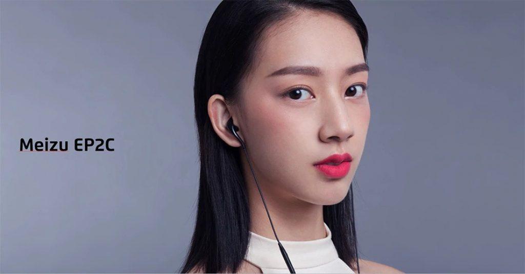 kupon, prijenosnik, Meizu EP2C Tip-C slušalica