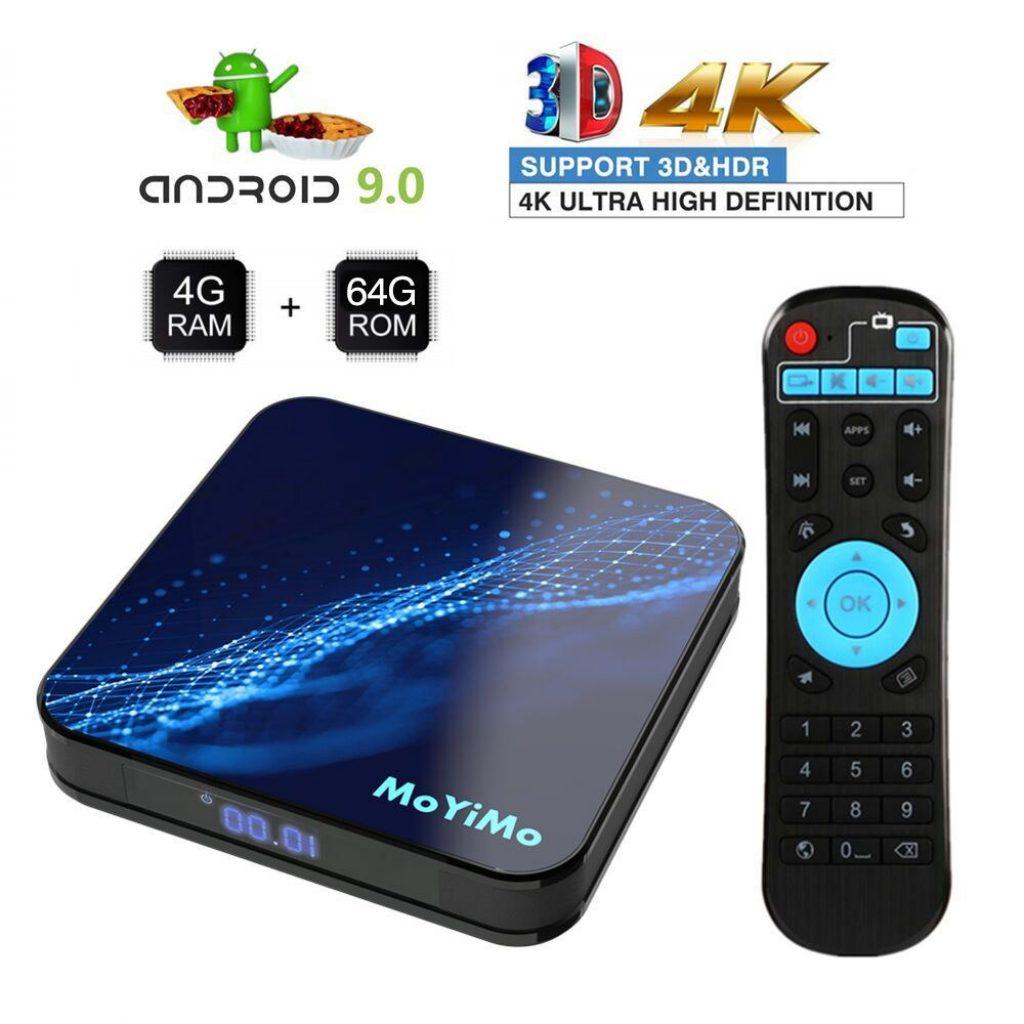 phiếu giảm giá, gearvita, HỘP TV MoYiMo M5