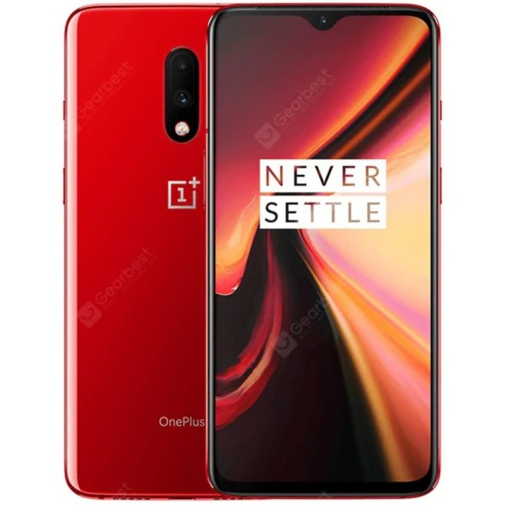 coupon, gearbest, OnePlus 7 4G Phablet Smartphone Rouge