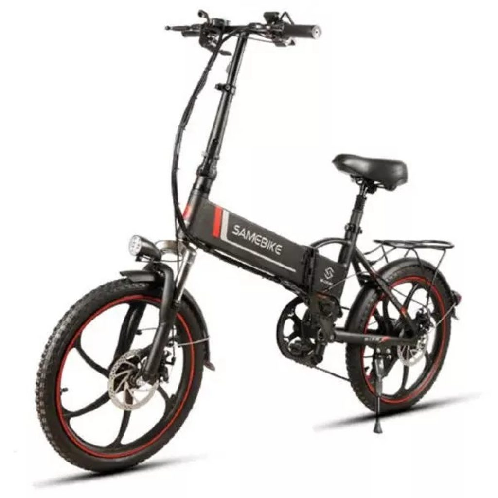 coupon, banggood, Samebike XW-20LY 350W Smart Folding Electric Bike