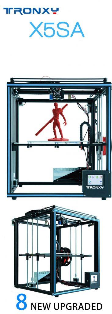 kupón, prevodovka, Tronxy Factory Cena Desktop Vzdelávacie Domov Použitie X5SA Priemyselné jadro XYZ 3D Tlačiareň