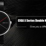 coupon, gearvita, Xiaomi CIGA Design X Series Double Needle Quartz Watch