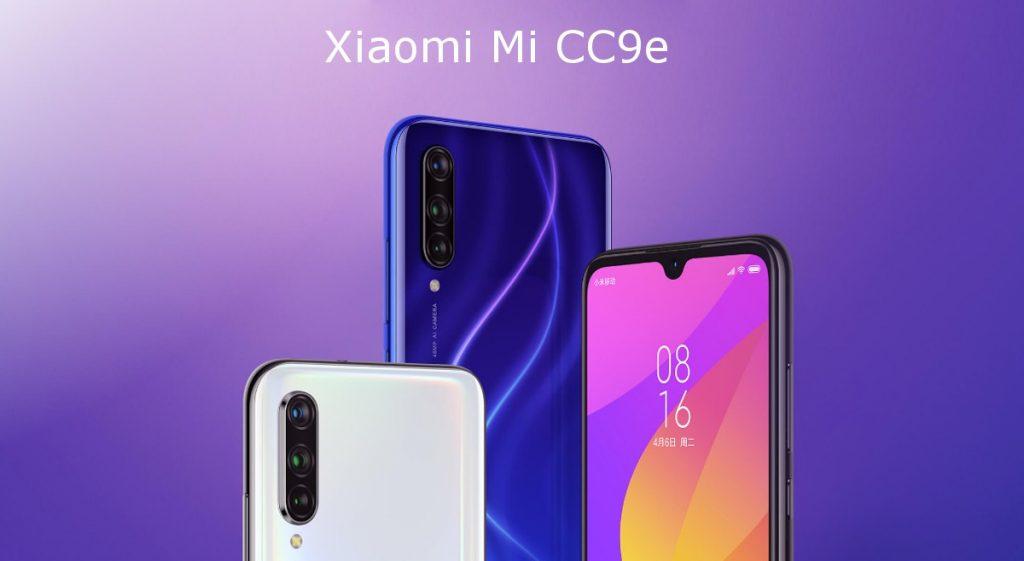 gearvita, coupon, banggood, Xiaomi Mi CC9e 6.088 Pouce HD + Écran 4G LTE Smartphone