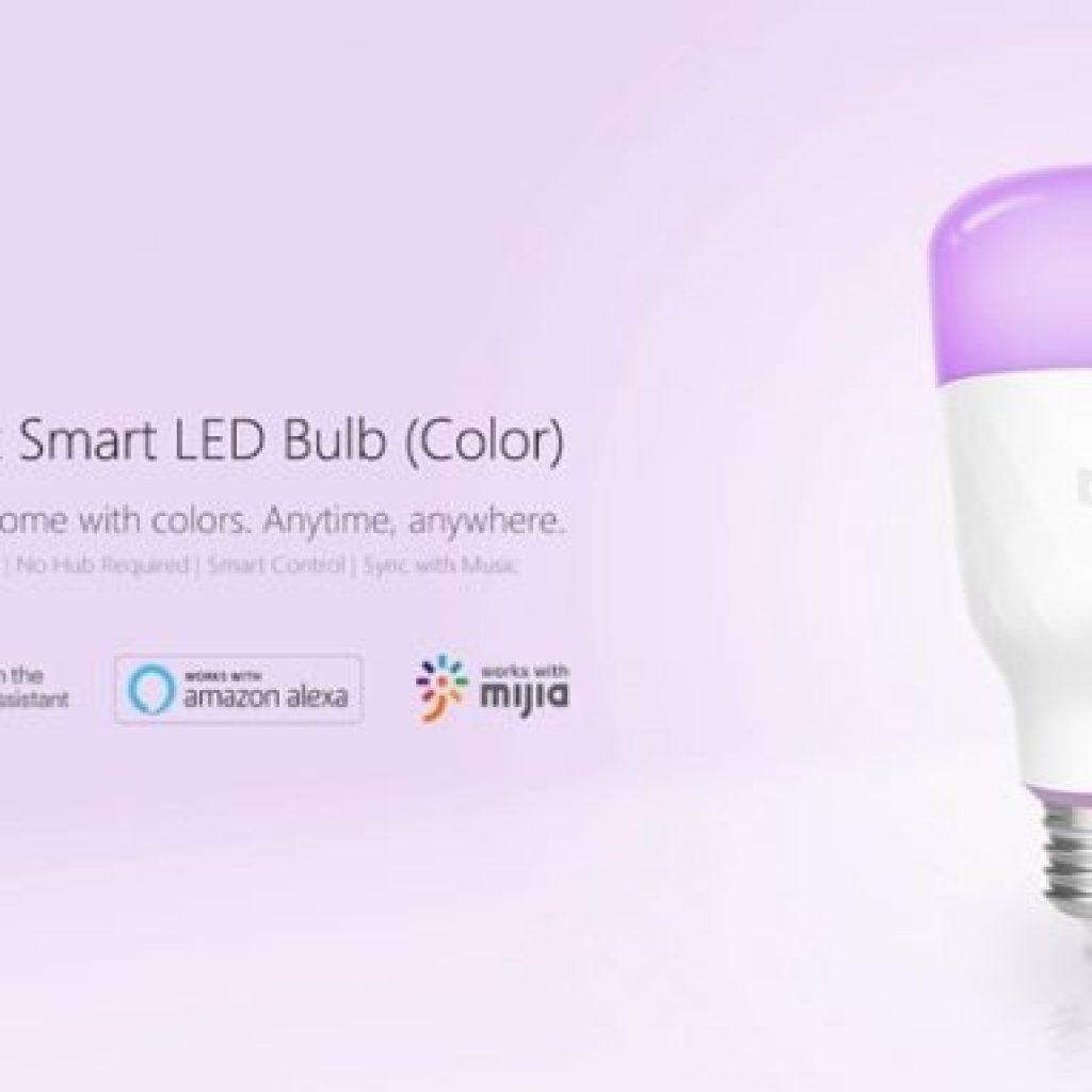 xiaomi, coupon, banggood, Yeelight YLDP06YL E26 10W RGBW Smart LED Bulb