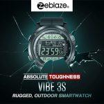 banggood, phiếu giảm giá, gearvita, Đồng hồ thông minh thể thao ngoài trời Zeblaze VIBE 3S