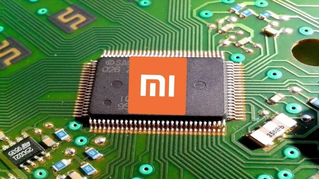 Xiaomi chip