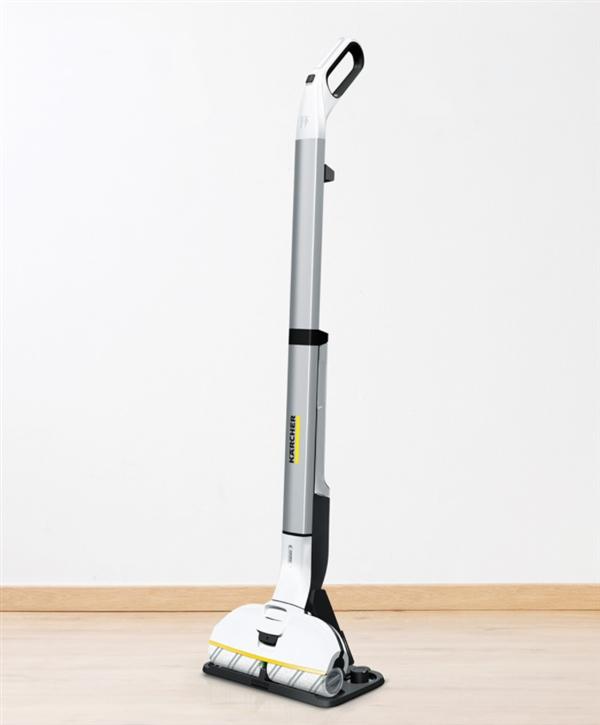 wireless self-cleaning wiper