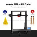 phiếu giảm giá, gearbest, zonestar Z5C 2-in-1 Máy khắc laser 3D