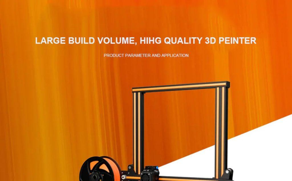 phiếu giảm giá, gearbest, Anet E16 300 x 300 x 400mm 3D