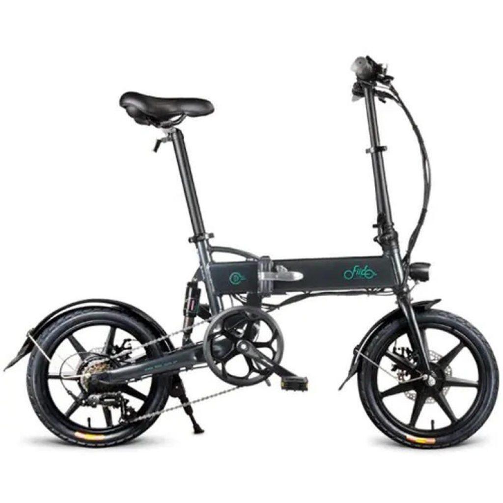קופון, בנגדו, FIIDO D2 גרסת הסטה 36V 7.8Ah 250W 16 אינץ 'מתקפל טוסטוס אופניים חשמליים אופניים