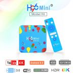 coupon, banggood, H96 Mini H6 Allwinner TV Box